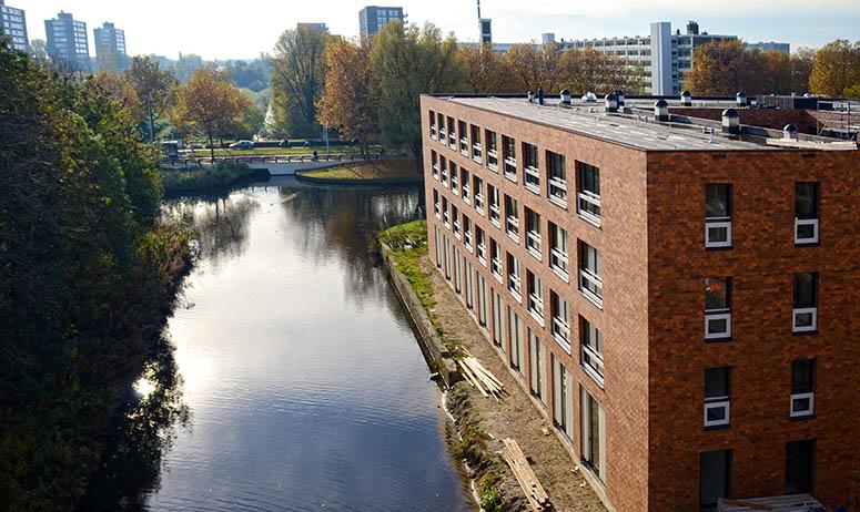 Complex Jacques Veltmanstraat