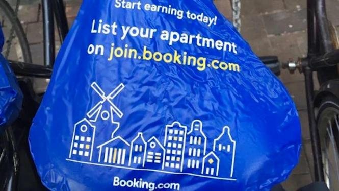 Promotion campaign led by Booking.com